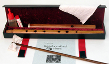Wooden Flute Care